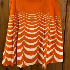 Boden pleated gorgeous skirt